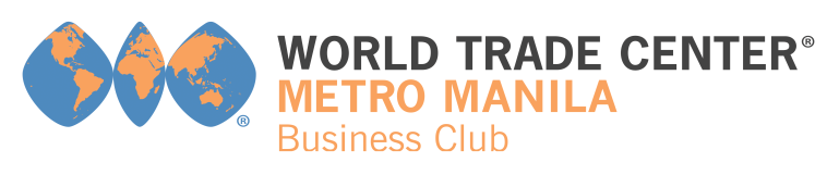 WTC Metro Manila Business Club Logo