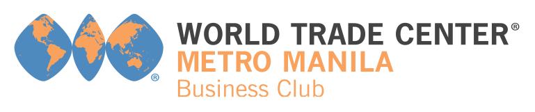 WTC Metro Manila Business Club Logo