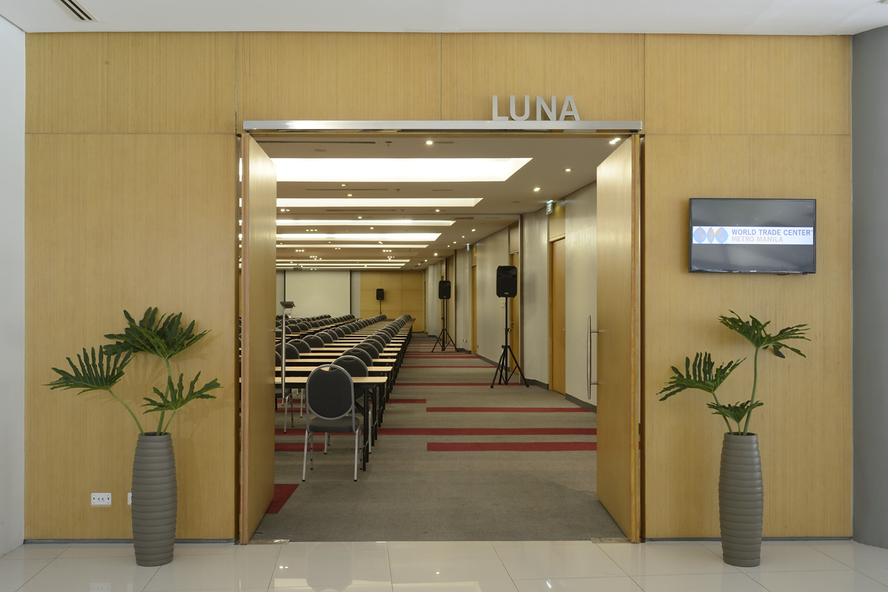 Luna Room - party venue in Manila