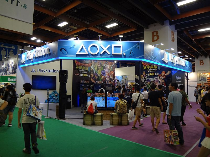 Branded Trade Show Booth