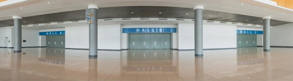 Convention Center in the Philippines Capacity