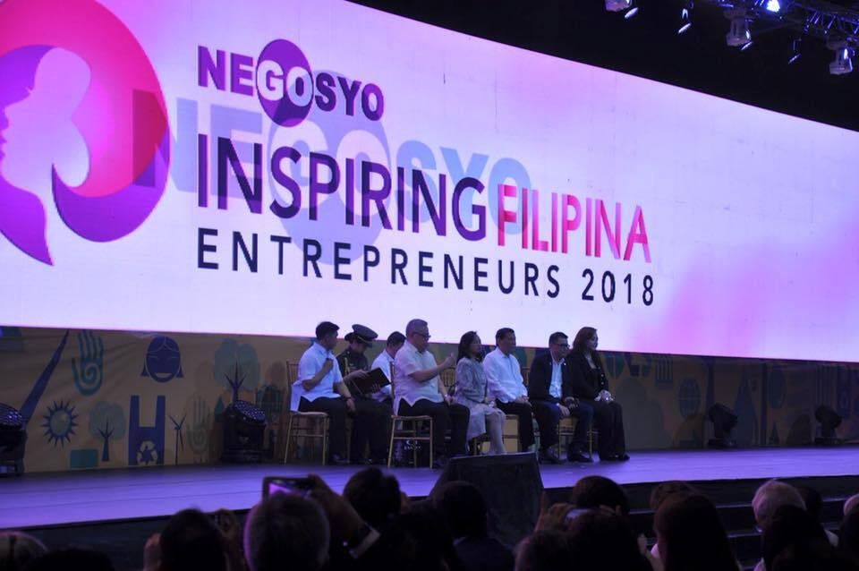 Women 2020 Entrepreneurship Summit held in the best convention center in Manila