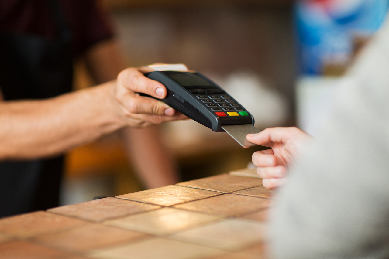 Encourage Contactless Payments