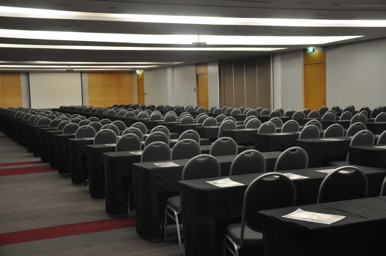 Function Room Specifications and Capacities
